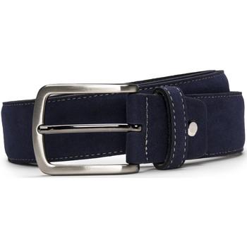Acessórios Homem Cinto Nae Vegan Shoes BeltGava_Blue azul