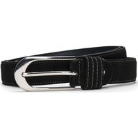 Acessórios Mulher Cinto Nae Vegan Shoes BeltPera_Black preto