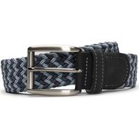 Acessórios Homem Cinto Nae Vegan Shoes BeltPrat_Blue azul
