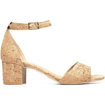 Sapatos Mulher Sandálias Nae Vegan Shoes Cora_Brown castanho