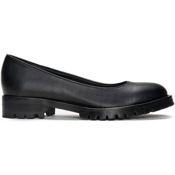 Sapatos Mulher Sabrinas Nae Vegan Shoes Lili_Black_Micro preto