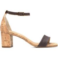 Sapatos Mulher Sandálias Nae Vegan Shoes Margot_Cork castanho