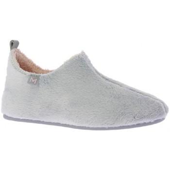 Sapatos Mulher Chinelos Macarena ANAIS46MH ZAPATILLA DE CASA Gris Cinza