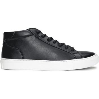 Sapatos Homem Sapatilhas de cano-alto Nae Vegan Shoes Matt_Black preto