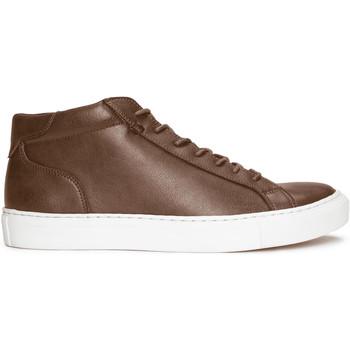 Sapatos Homem Sapatilhas de cano-alto Nae Vegan Shoes Matt_Brown castanho