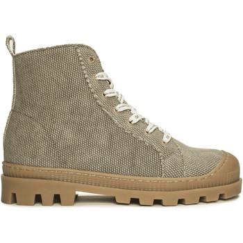 Sapatos Mulher Botins Nae Vegan Shoes Noah_Green_OrgCot verde