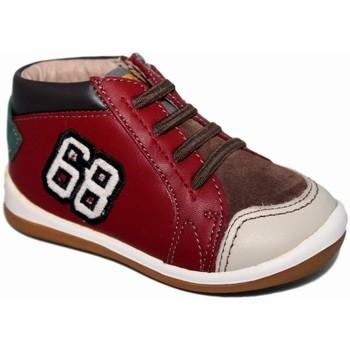 Sapatos Rapaz Sapatilhas de cano-alto Garvalin