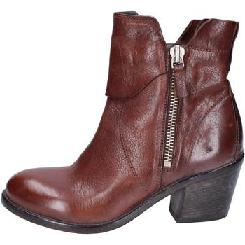 Sapatos Mulher Botins Moma BJ192 Castanho