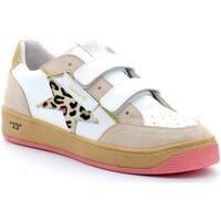 Sapatos Rapariga Sapatilhas Semerdjian ARGEL Blanc