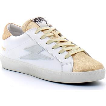Sapatos Mulher Sapatilhas Semerdjian CATRI Blanc