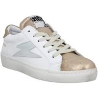 Sapatos Mulher Sapatilhas Semerdjian 135357 Branco