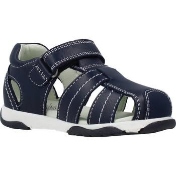 Sapatos Rapaz Sandálias Garvalin 202330 Azul