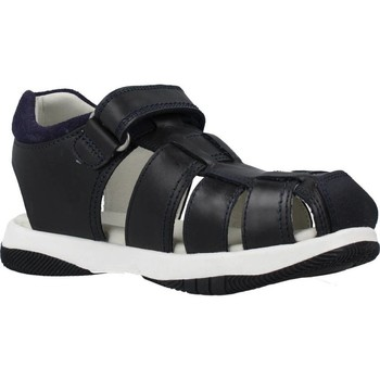 Sapatos Rapaz Sandálias Garvalin 202451 Azul