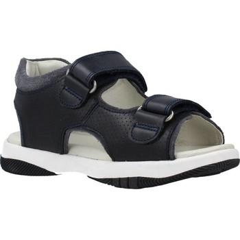 Sapatos Rapaz Sandálias Garvalin 202453 Azul