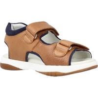 Sapatos Rapaz Sandálias Garvalin 202453 Marron