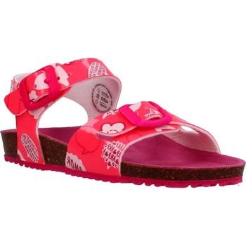 Sapatos Rapariga Sandálias Agatha Ruiz de la Prada 202987 Rosa
