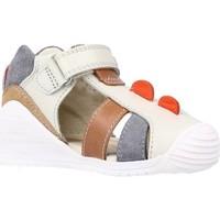 Sapatos Rapaz Sandálias Biomecanics 202147 Cinza