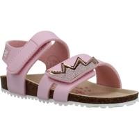 Sapatos Rapariga Sandálias Garvalin 202662 Rosa
