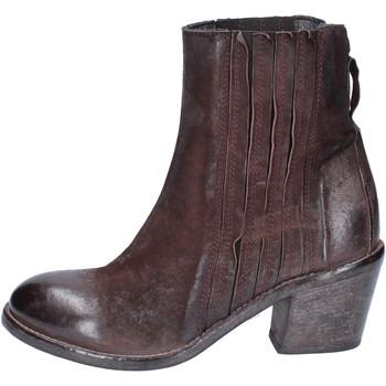 Sapatos Mulher Botins Moma Botins BJ213 Castanho