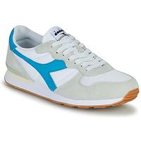 Sapatos Homem Sapatilhas Diadora CAMARO Azul / Branco
