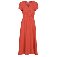 Textil Mulher Vestidos compridos Betty London ODAME Terracotta