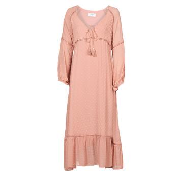 Textil Mulher Vestidos compridos Betty London OFRI Rosa