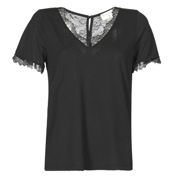 Textil Mulher Tops / Blusas Moony Mood OTUIDE Preto