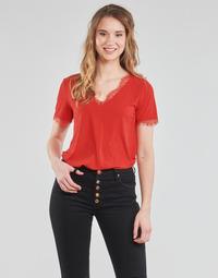 Textil Mulher Tops / Blusas Moony Mood  Vermelho