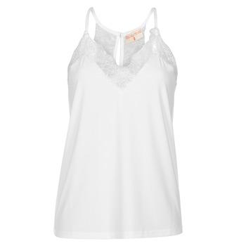 Textil Mulher Tops / Blusas Moony Mood OTOP Branco