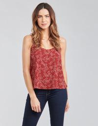 Textil Mulher Tops / Blusas Moony Mood OPALE Vermelho