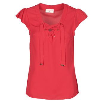Textil Mulher Tops / Blusas Moony Mood OPAK Vermelho