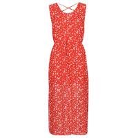 Textil Mulher Vestidos compridos Moony Mood OUPLA Vermelho