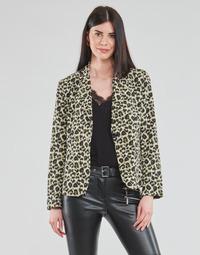 Textil Mulher Casacos/Blazers Moony Mood OUPLA Castanho