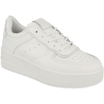 Sapatos Mulher Sapatilhas Buonarotti 1CD-1003 Blanco