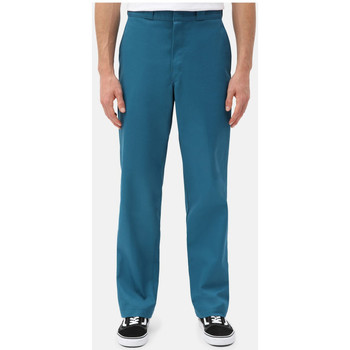 Textil Homem Chinos Dickies Orgnl 874work pnt Azul