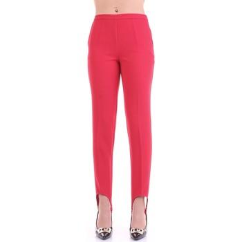Textil Mulher Chinos Vicolo TW1320 Vermelho
