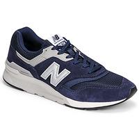Sapatos Homem Sapatilhas New Balance 997 Azul