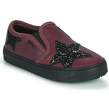 Sapatos Rapariga Sapatilhas Geox J KALISPERA FILLE Violeta