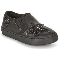 Sapatos Rapariga Sapatilhas Geox J KALISPERA FILLE Preto