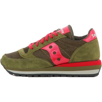 Sapatos Mulher Sapatilhas Saucony JAZZ TRIPLE sneaker mulher Verde