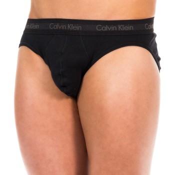 Roupa de interior Homem Cueca Calvin Klein Jeans Slip Calvin Klein Preto