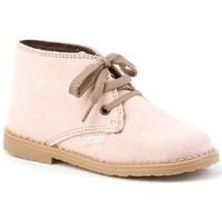Sapatos Rapariga Botins Cbp - Conbuenpie Botin de mujer de piel by PEPE MENARGUES (TUPIE) Rose