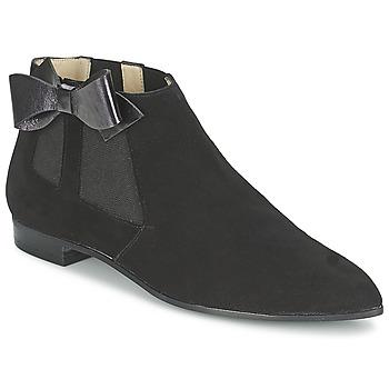 Sapatos Mulher Botas baixas Paco Gil PECANTI Preto