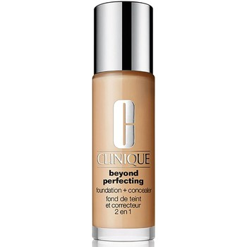 beleza Mulher Base rosto Clinique BEYOND PERFECTING FOUNDATION + CONCEALER 30ML ALABASTER