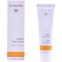 beleza Mulher Acessórios rosto Dr. Hauschka QUINCE DAY CREAM HYDRATES AND PROTECTS 30ML