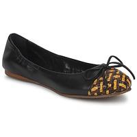 Sapatos Mulher Sabrinas Stéphane Kelian WALLY Preto / Amarelo