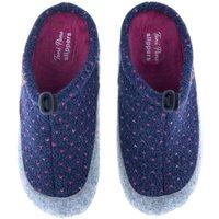 Sapatos Mulher Chinelos Toni Pons Zapatillas de Casa  Mel-Lo Marino Branco