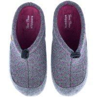 Sapatos Mulher Chinelos Toni Pons Zapatillas de Casa  Mel-Lo Gris Cinza