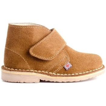 Sapatos Criança Botas baixas Colour Feet MOGAMBO-V Castanho