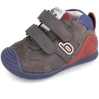 Sapatos Criança Botas baixas Biomecanics 191166 Cinza